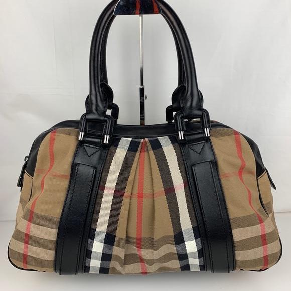 New Burberry Ashbury Check Bag 3201093 b7cd8ad1af358